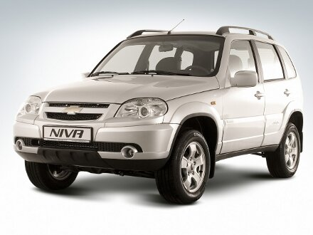 Chevrolet Niva (Шевроле Нива), рестайлинг 2009 г.