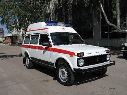 ВАЗ-2131 СП