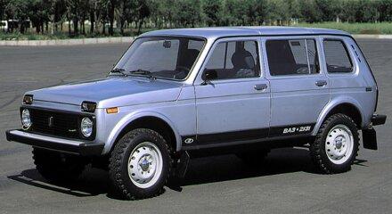 ВАЗ-2131 (LADA 4x4 5-дв.)