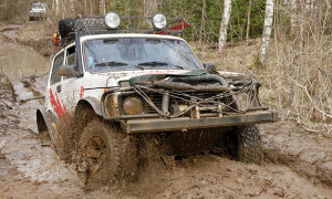 Lada Niva for Sale 6X6